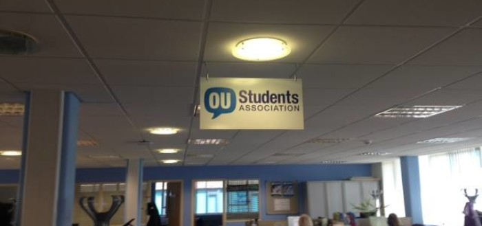 Open University Students' Association Office