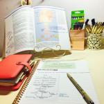 Becky's Study Desk