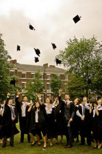 Open University Graduation