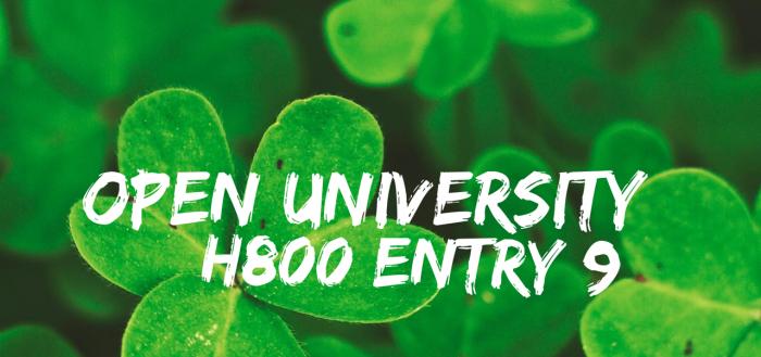 Open University Masters