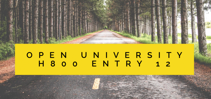 Open University MA